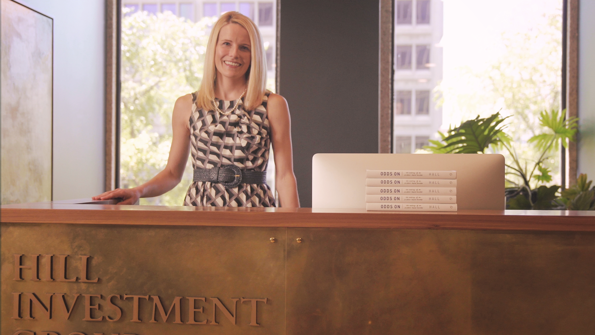 Katie at Hill Investment Group